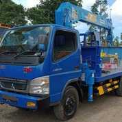 Truck Crane Mitsubishi Colt Diesel Kapasitas 3 Ton Tahun 2018 (26366647) di Kota Jakarta Timur