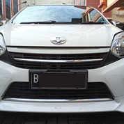 Km Low Pjk Pjg Toyota Agya TRD S 1.0 Matic 2015 Putih Istimewa (26372595) di Kota Jakarta Barat