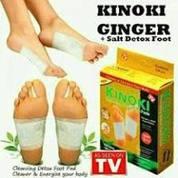 Kinoki Gold / Kinoki Ginger / Kinoki Detox Foot Pads / Koyo Kaki (26379567) di Kota Bekasi