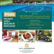 Hotel Borobudur Promo Seru Borobudur Bersama (26379739) di Kota Jakarta Selatan