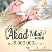 Noormans Hotel Akad Nikah Package (26379743) di Kota Semarang