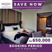 Mercure Alam Sutera Special Price 650.000 Ne / oo / ight (26379827) di Kota Jakarta Selatan