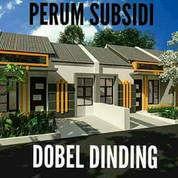 Rumah Subsidi Doubel Diding (26382655) di Kab. Bogor