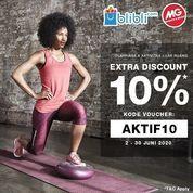 MG Sports Extra Discount 10% (26382691) di Kota Jakarta Selatan