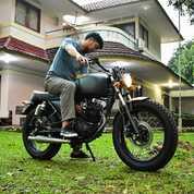 Tiger Revo 2008 Classic Custom All Black (26385051) di Kota Bandung