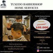 Tuxeo Barbershop Home Services Promo (26390355) di Kota Jakarta Selatan