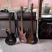 Gitar Listrik Dan Bass (26395067) di Kota Medan