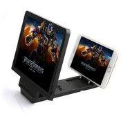 Stand Kaca Pembesar Hp Handphone 3D Magnifier Untuk Smartphone - F1 (26395591) di Kota Surakarta