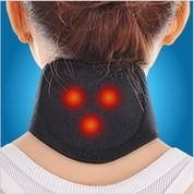 Terapi Leher Magnetic Tourmaline Therapy Neck Massager - DA-3484 - Bla (26396123) di Kota Surakarta