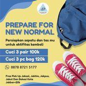 Unexpected Cleaningcrew Prepare For New Normal Promo (26398391) di Kota Jakarta Selatan