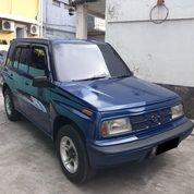 Suzuki Sidekick Drag-1 1.6 Th 1999 Biru Met Ful Ori Antik (26400023) di Kota Jakarta Selatan