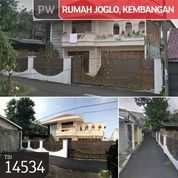 Rumah Joglo, Kembangan, Jakarta Barat, 20x26m, 2 Lt, SHM (26400511) di Kota Jakarta Barat