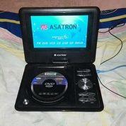 Dvd Portable Asatron Bisa Setel Tv (26402303) di Kota Bandung