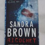 Ricochet-Sandra Brown (2640805) di Kota Jakarta Barat