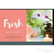 Massage Panggilan Medan | Fresh-Massage (26414135) di Kota Medan