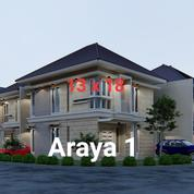 Rumah Hook Lks Araya Tahap 1 New Gress (26415787) di Kota Surabaya