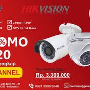 CAMERA CCTV HIKVISION PROMO 4 Chanel Sidoarjo - Surabaya (26416279) di Kota Surabaya