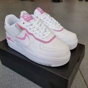Sepatu Nike Air Force 1 Shadow White Magic Flamingo (26416499) di Kota Bandung