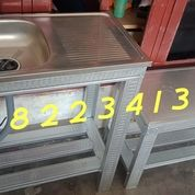 Meja Wastafel Cuci Piring & Meja Kompor (26417031) di Kota Surabaya