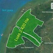 Tanah Invest 3.420 Ha - Ddls. Sedari Karawang (26420239) di Kab. Karawang