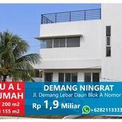 Miliki Rumah 2 Lantai Di Demang Ningrat Palembang (26420355) di Kota Palembang