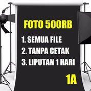 Jasa Foto Wedding Murah Semua File Tanpa Cetak 500rb Jogja (26426231) di Kota Yogyakarta