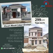 Best Deal New Normal Podo Rukun Kota Malang Hanya 200 Jutaan (26433879) di Kota Malang