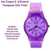 Grosir Jam Tangan QQ Clear Romawi (26437775) di Kota Jakarta Pusat