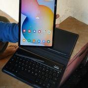 Tablet Samsung S6 Lite Like New Fullset Murah (26439087) di Kab. Mojokerto