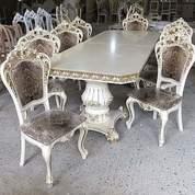 Meja Makan Derano 6 Kursi (26441283) di Kota Tangerang
