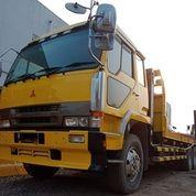 Self Loader Truck Mitsubisi Fuso Tahun 2012 (26446899) di Kota Jakarta Timur