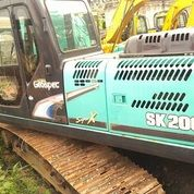 Unit Bekas Excavator Kobelco Model SK200-8 Tahun 2013 (26447115) di Kota Jakarta Timur