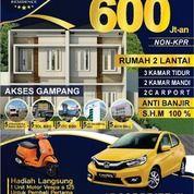 Luas Tanah Flexsible 55-81 Bangunan Sesuai Keinginan Di Serpong (26451351) di Kota Tangerang