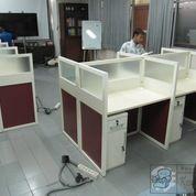 Meja Sekat Kantor - Cubicle Workstation Harga Diskon (26460287) di Kota Semarang