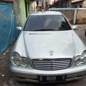 Mercedes Benz C Class C180 A/T 2003 (26466487) di Kota Jakarta Selatan