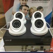 PAKET CCTV 4 CHANNEL 2 Megapixel KOMPLIT SIAP PASANG (26467067) di Kota Jakarta Pusat
