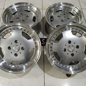 Velg GOUTHE Ring 15 Silver Velg Aja (26467407) di Kota Tangerang Selatan