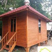 Musholla Kayu Dan Rumah Kayu Bongkar Pasang (26475863) di Kota Yogyakarta