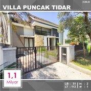 Rumah Murah Luas 112 Di Villa Puncak Tidar Kota Malang _ 299.20 (26479111) di Kota Malang