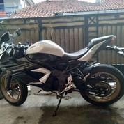 Kawasaki Ninja 250cc RR Mono Tgn 1 Asli Hitam Putih Depok 2 (26481655) di Kota Depok