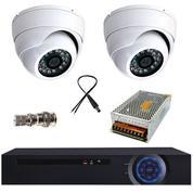 HARGA PAKET PEMASANGAN CCTV 2MP AHD (26489967) di Kota Jakarta Pusat
