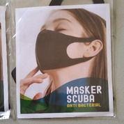 Masker Scuba Anti Bacterial (26496407) di Kota Yogyakarta