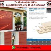 Conwood Lap Siding G (Dinding) +Jasa Pasang Harga Sendiri (26497311) di Kota Probolinggo