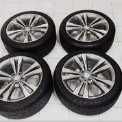 Velg Oem Ori Mercedes Benz S400 Pcd 5x112 Made In Germany 99% New (26497747) di Kota Surabaya
