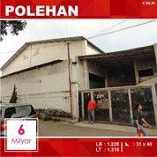 Gudang Luas 1.316 Di Polehan Kota Malang _ 306.20 (26502023) di Kota Malang