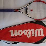 Raket Tenis Wilson [K]FACTOR Six.One 95 (Bonus Tas) (26505571) di Kota Surakarta