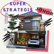 Dekat Rumah Pak Gubsu Johor Mewah Pinggir Jalan Utama Lebar (26505963) di Kota Medan