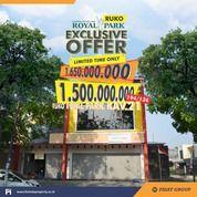 Ruko 2 Lantai Lokasi Strategis Di Kawasan Komersil Klipang (26511323) di Kota Semarang