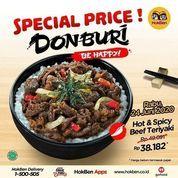 HokBen Promo Donburi Special Price (26514327) di Kota Jakarta Selatan