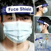 Face Shield Pelindung Wajah Bahan Pet (26519339) di